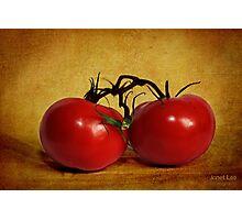 dos tomatoes Photographic Print