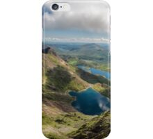 Snowdon Summit iPhone Case/Skin