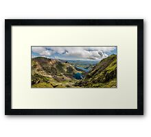 Snowdon Summit Framed Print