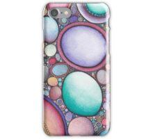 Purple Cobbled iPhone Case/Skin