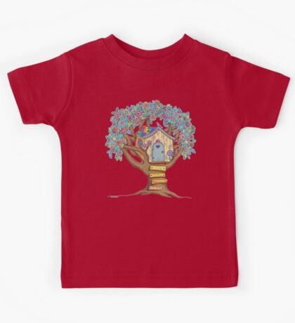 Live Simply, Love Trees Kids Tee