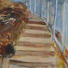 Stairway by Mandy Kerr