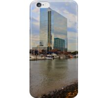 Jersey City Newport iPhone Case/Skin