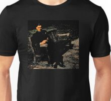 WWII Airman in England Unisex T-Shirt