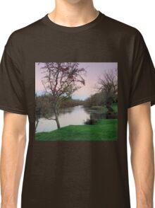 Tranquility at Longford, Tasmania Classic T-Shirt