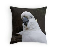 Another cocky...... Throw Pillow