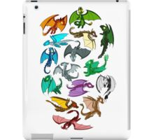 Dragons iPad Case/Skin