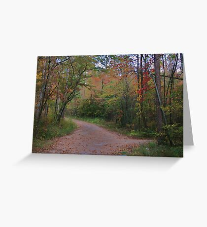 Which Way?? Greeting Card