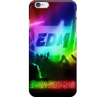 EDM Electro Dance Music  iPhone Case/Skin
