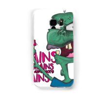 Brains! - Zombie Design - Brains, Brains and more Brains! Samsung Galaxy Case/Skin