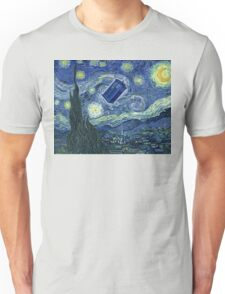 Doctor Who - Starry night Unisex T-Shirt