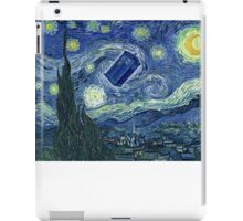 Doctor Who - Starry night iPad Case/Skin