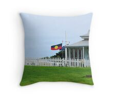 Cape Otway Lightkeepers Throw Pillow