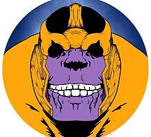 Thanos by Void-Manifest