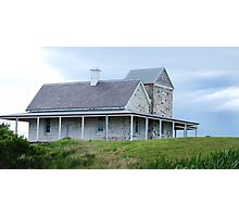 Cape Otway Lightkeepers (2) Photographic Print