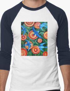 For the Joy of it Men's Baseball ¾ T-Shirt