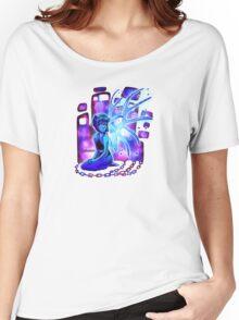 Steven Universe Lapis sitting Women's Relaxed Fit T-Shirt