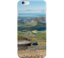 Snowdon Summit Cafe iPhone Case/Skin