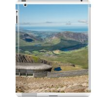 Snowdon Summit Cafe iPad Case/Skin