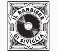 Il Barbiere Di Siviglia Kids Tee