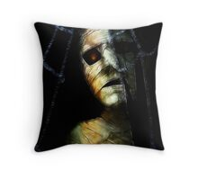 I'm Coming For You! Throw Pillow