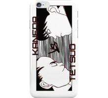 Tetsuo Vs Kaneda iPhone Case/Skin