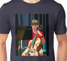 The Cellist Unisex T-Shirt