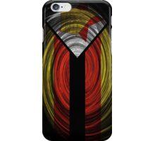 Zimbabwe Twirl iPhone Case/Skin