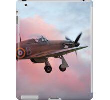 Hurricane JX-B iPad Case/Skin