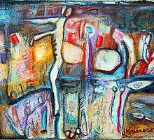 Bounce by Diane  Kramer