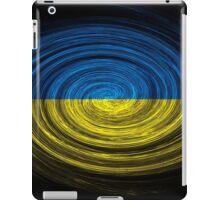 Ukraine Twirl iPad Case/Skin