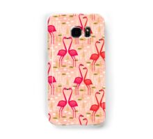 Flamingos by Andrea Lauren Samsung Galaxy Case/Skin