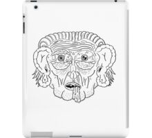 Troll Caricature iPad Case/Skin