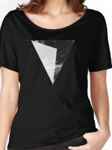 Dark Side. Women's Relaxed Fit T-Shirt
