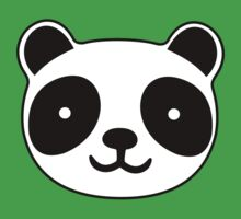 Cute Panda Kids Clothes