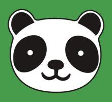 Cute Panda One Piece - Short Sleeve