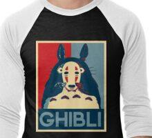 Hope Ghibli Men's Baseball ¾ T-Shirt