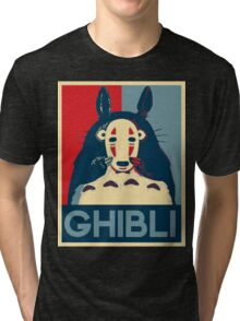 Hope Ghibli Tri-blend T-Shirt