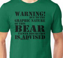 Viewer Discretion Unisex T-Shirt