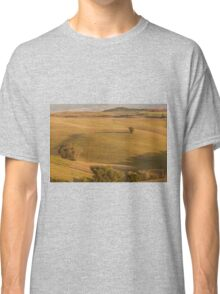hilly landscape Classic T-Shirt