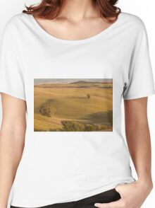 hilly landscape Women's Relaxed Fit T-Shirt