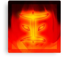 Ninjago- Fire Tournament Canvas Print