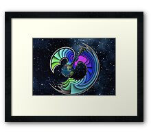 Stairway to the Stars Framed Print