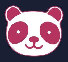Pink Panda Kids Tee
