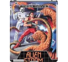 Alien Storm Mega Drive Cover iPad Case/Skin
