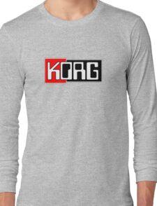 Korg  Music Long Sleeve T-Shirt