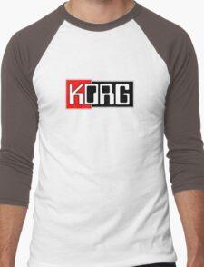 Korg  Music Men's Baseball ¾ T-Shirt