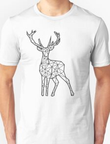 Vector Stag Unisex T-Shirt