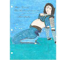 Atlantis Torrenstone of 2005 Photographic Print