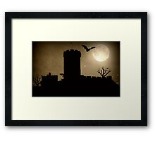 Night is calling ©  Framed Print